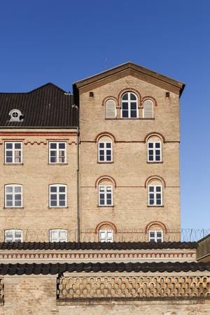 correctional: Old prison in Horsens, Denmark