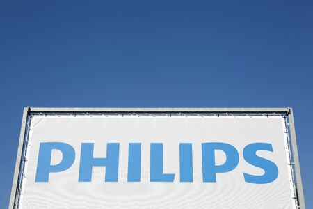 philips: Beligneux, France - January 26, 2016: Philips is a Dutch technology company headquartered in Amsterdam with primary divisions focused in the areas of electronics, healthcare and lighting