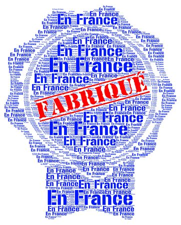 french produce: Made in France label