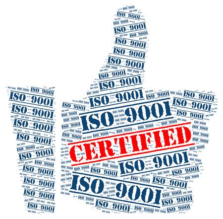certified: ISO 9001 certified