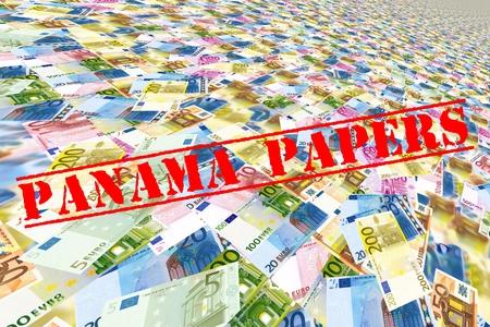 bandera de panama: documentos de Panam�