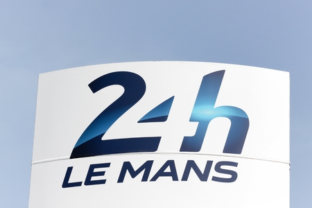 prestigious: Le Mans, France - March 12, 2015: The 24 Hours of Le Mans is the worlds oldest active sports car race in endurance racing, held annually since 1923 near the town of Le Mans, France and it is one of the most prestigious automobile races in the world Editorial