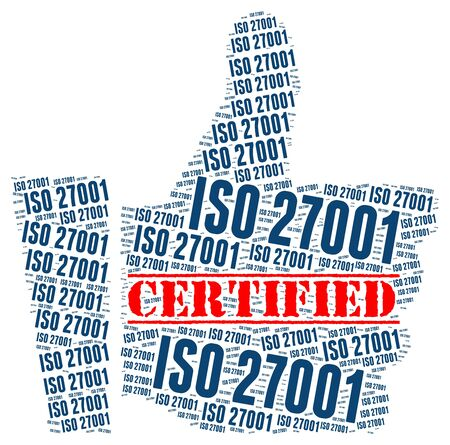 certified: ISO 27001 certified