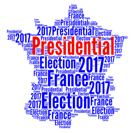presidential: French presidential election 2017 Stock Photo