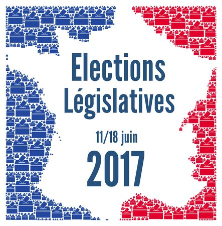 legislative: French legislative election 2017 for the national assembly in France