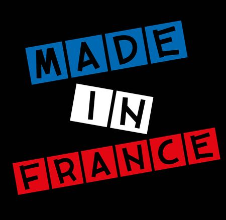 Made in France label