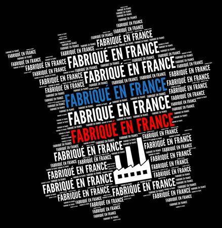 en: Made in France called Fabrique en France in french
