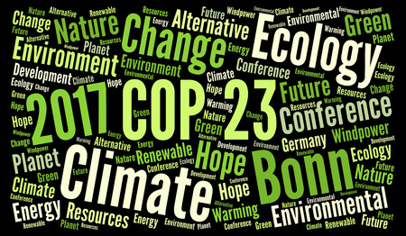 COP 23 in Bonn, Germany