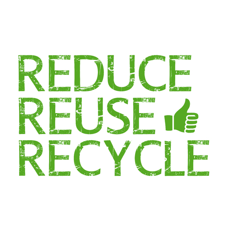 reduce reutiliza recicla: Reduce, reuse, recycle