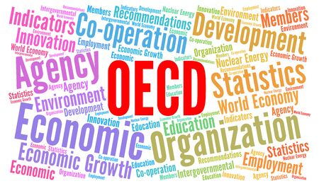 OECD word cloud