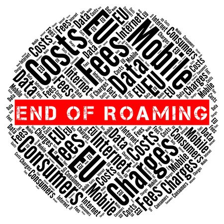 3g: End of roaming illustration