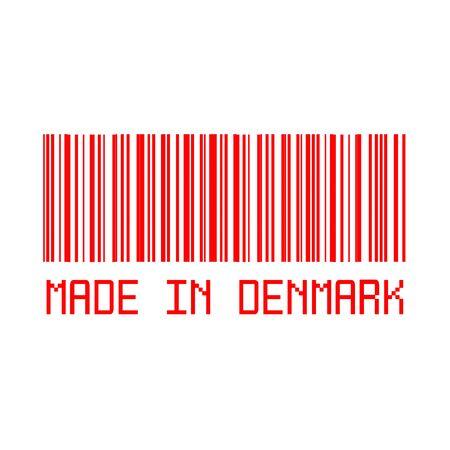 デンマークの図は、