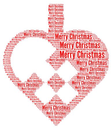 merry christmas with a typical danish christmas heart stock photo 89434038 - Merry Christmas In Danish