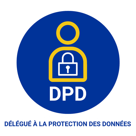 DPO, data protection officer called DPD in French