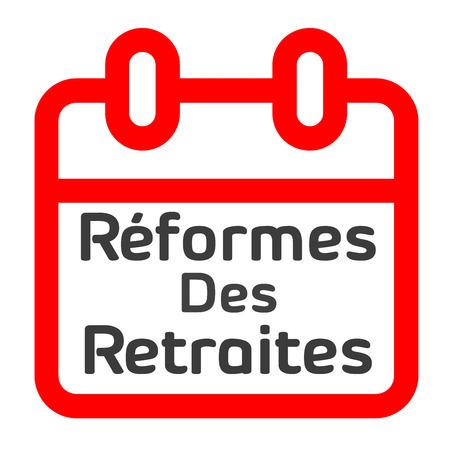Pension reform in France