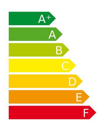 Energy efficiency rating symbol