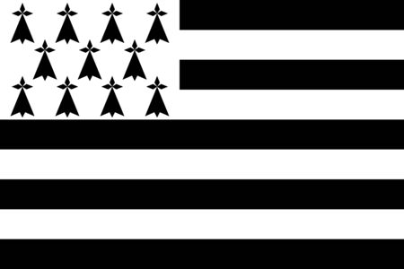 Flag of Brittany