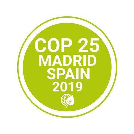 COP 25 in Madrid, Spain 2019