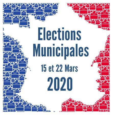 French municipal elections 2020
