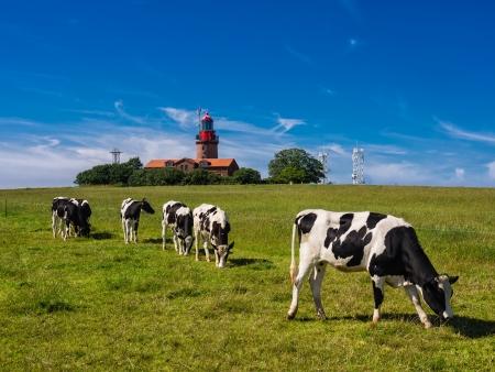The lighthouse of Bastorf  Germany