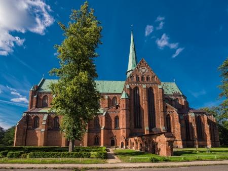 Das Münster von Bad Doberan Deutschland