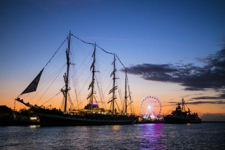rostock: Hanseatic Sail in Rostock  Germany