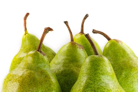 produits alimentaires: Poires vertes