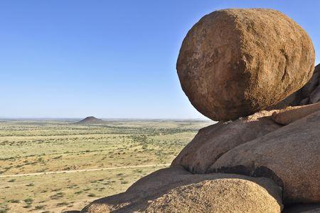Bushmens paradise in namibia