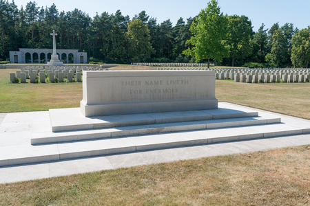 commemoration: Commonwealth War Cemetery in Berlin