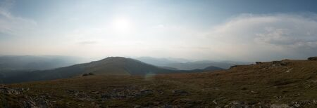 tatras: Landscape in the Low Tatras Slovak Republic