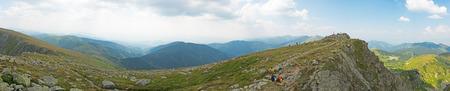 slovak: Landscape in the Low Tatras Slovak Republic