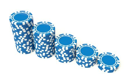 blue gambling
