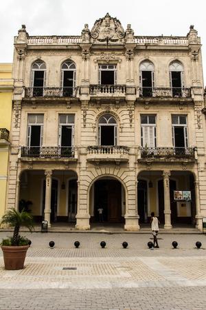 casa colonial: Casa colonial en La Habana