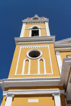 granada: Granada, Nicaragua, Cathedral view outodoors Stock Photo