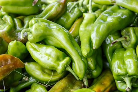 green pepper: green pepper group