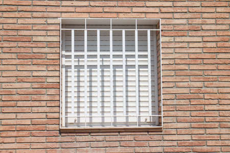 residential home: window from residential home