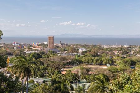 Managua, Nicaragua Banque d'images