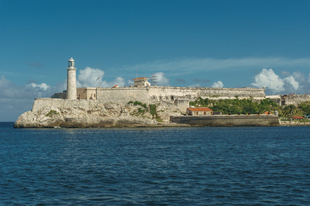 Castillo del Morro, Havana, Cuba Stock Photo