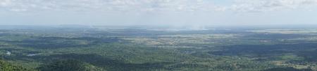 ラス テラサス、ピナール ・ デル ・ リオ、キューバのパノラマ風景。 写真素材