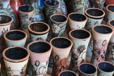ceramic souvenirs from Cuba Imagens
