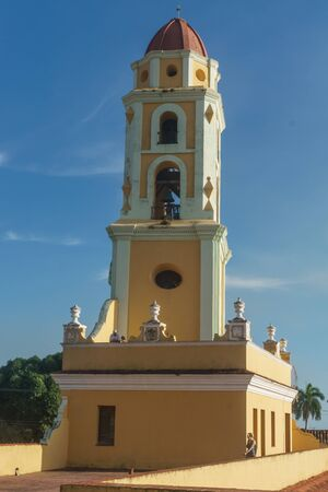 Trinidad, Cuba. Colonial City and important touristic place Stock Photo