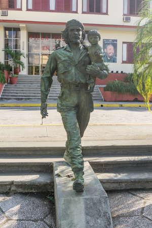 Che guevara monument in Santa Clara, Cuba Éditoriale