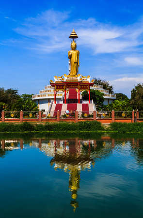 buddha asia of thai tample Stock Photo - 14321819