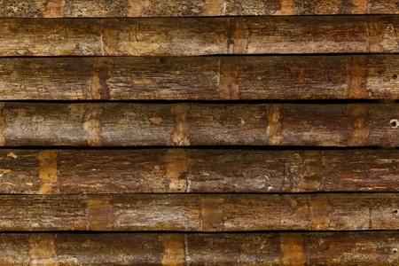 l'image de fond de l'ancien mur en bois Banque d'images