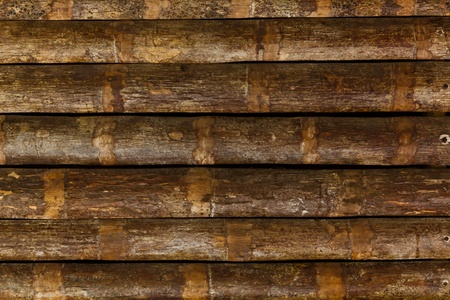 the background image of the old wooden wall Stock Photo