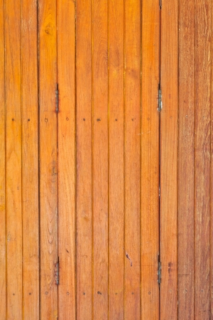 The background image of the light brown wooden partition