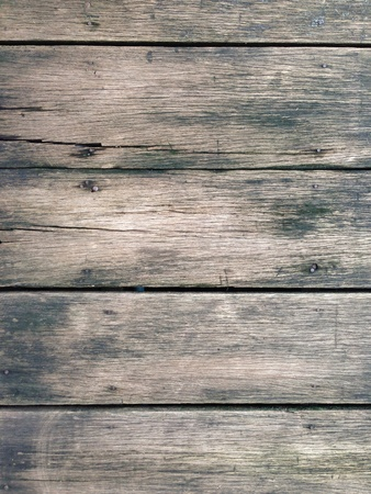 The background image of the old wooden floor Stock Photo