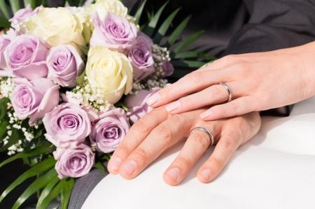 anillo de boda: Primer Pareja