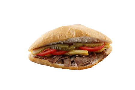 ner: Döner  passed on a Turkish yemeğidir.şiş made from beef or mutton meat cooked on a wood or charcoal fire Stock Photo