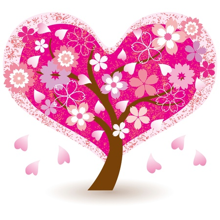 heart_sakura_Tree